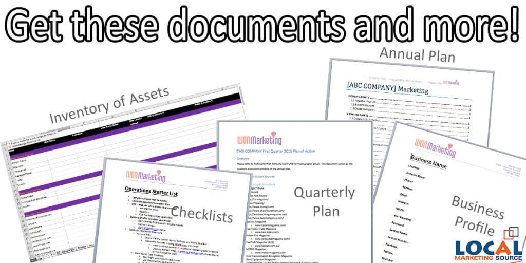 new client implementation documents